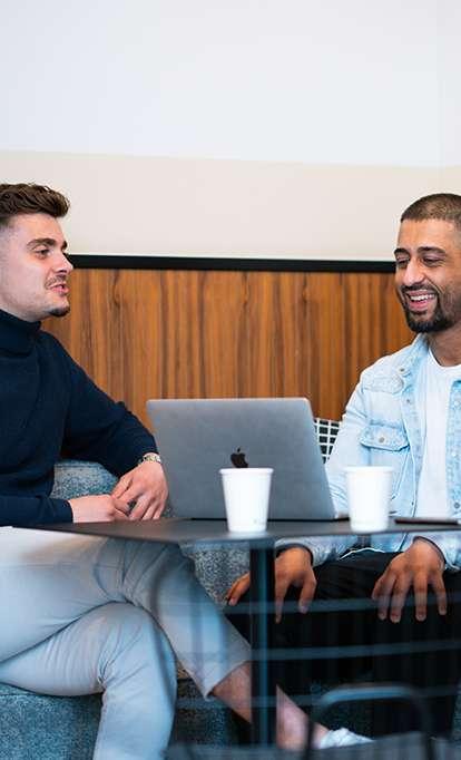 Recruitment team in Manchester